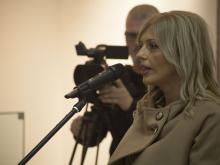 Jelena Mitrovski otvara izlozbu