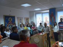 Kapela Sv. Georgija, Komanda KV Srbije, Nis