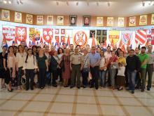 Zaposleni Narodnog muzeja Nis u poseti Komandi KV Srbije